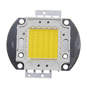 1pc Integrated LED 4000-5000 lm 30 V Bulb Accessory Aluminum LED Chip for DIY LED Flood Light Spotlight 50 W
