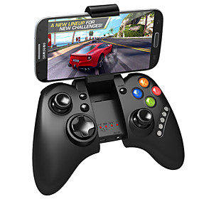 IPEGA PG-9021 Classic Bluetooth V3.0 Gamepad for iPhone/iPod/iPad/Samsung/HTC/MOTOMore - Black