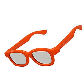 Le-Vision Polarized Light Side by Side Children 3D Glasses for Cinema and 3D TV 1672478