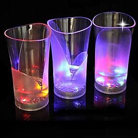 Coway The Bar Dedicated Light-Emitting LED Nightlight Vase Glass 1682458