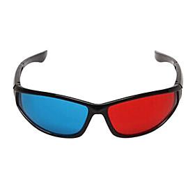 Le-Vision General Red Blue 3D Glasses for Computer TV Mobile 1675697