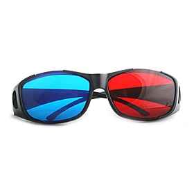 MK General Myopia Red Blue 3D Glasses for Computer 1675789