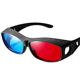 Reedoon General Red Blue Side by Side Myopia 3D Glasses for Computer TV Mobile 1675816