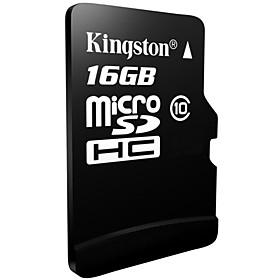 [XmasSale]Kingston Digital 16 GB Class 10 Micro SD SDHC TF Flash Memory Card High Speed Genuine