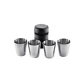 Outdoor Stainless Steel Camping Cup Sets 1572945