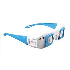 MK High Definition Red Blue 3D Glasses for TV Computer 1678984
