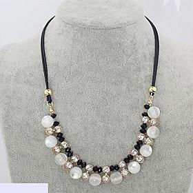 Mujer Serpiente Lujo Strands Collares Diamante Sintético Legierung Strands Collares , Boda Fiesta Diario Casual 1690021