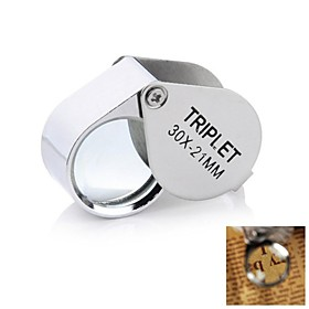 30x 21mm Jewelers Magnifier 1830230