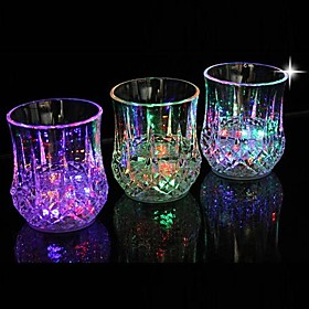 Coway The Bar Dedicated Light-Emitting LED Nightlight Pineapple Glass 1683111