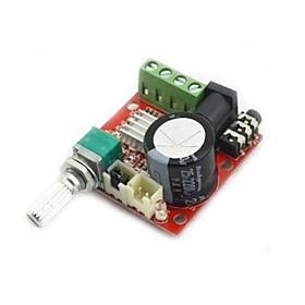 мини цифровой усилитель звука 10w  10w / 2-канальный усилитель / Сделай сам класс Модуль D Hi-Fi 2.0 (dc12v)