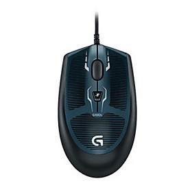 Logitech g100s cablato ad alta precisione gaming mouse 2500dpi (colori assortiti)