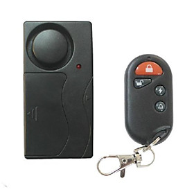 Wireless Remote Control Vibrating Alarm 1671576