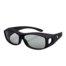 Reedoon Polarized Light Patterned Retarder 3D Glasses for TV 1675818