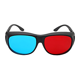 MK Red Blue 3D Glasses for Computer and 3D TV 1678990