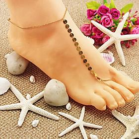 shixin classico Shinning i sandali a piedi nudi d'oro (1 pc) 1607637