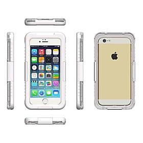 iphone 7 mais estilo cor nude submarino caso protetor bolsa seco impermeável para iphone 6s 6 mais 1874605