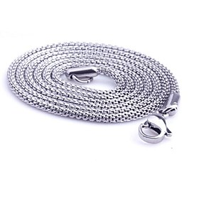 Z&X Men's Fashion Personality Very Long Snake Titanium Steel Necklaces