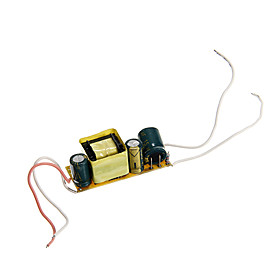 Image of 0.3A 13-21W DC 40-70V to AC 85-265V Internal Constant Current Power Supply Driver for LED Spot Lights