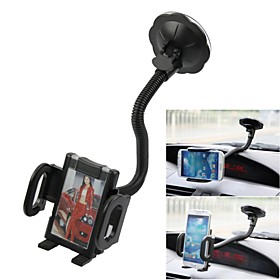 Universal Car 360' Rotatable Super Long Suction Cup Holder for Phone / DVR / GPS / Tablet PC 1764150