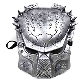 AVP2 Wolf Predator PVC Men's Halloween Party Mask 1753359