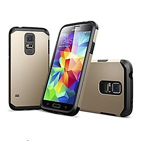VORMOR 2-in-1 Armor PC & TPU Case for Samsung Galaxy S5 9600 (Assorted Colors)