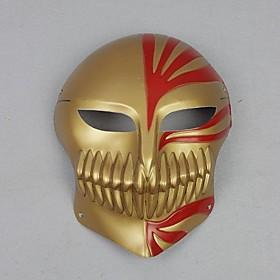 Bleich Hollow Ichigo goldene Maske Cosplay 2013132
