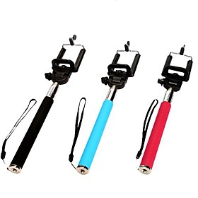 Selfie Stick Bluetooth Extendable with for iPhone 8 7 Samsung Galaxy S8 S7 For IOS/Android phone Huawei Xiaomi Nokia