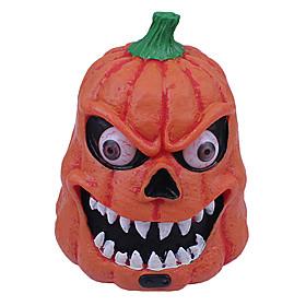 Halloween Decorations Pumpkin Horrible Voice Halloween Props