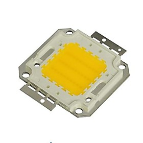 30W 2700LM 3000K Warm White LED Chip(30-35V) Coupon 2016