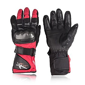 PRO-BIKER™ Winter Warm Windproof Protective Full Finger Racing Motorcycle Gloves 2137036