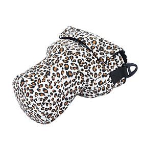 Siyoone A8-S Leopard Print Camera Bag For Canon700D 600D 650D /Nikon D7000D102