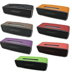 PU Leather Case Cover Travel Sleeve Bumper Skin for Bose Soundlink Mini Bluetooth Wireless Speaker