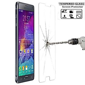 Premium Anti-shatter Tempered Glass Screen Protective Film for for Samsung Galaxy Note 4 N9100 2188473