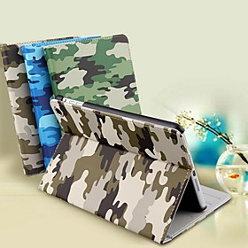 High Quality High Quality Camouflage Tablet Holster for iPad 4(Assorted Color) 2152515