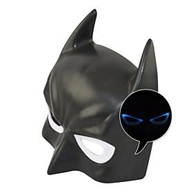 Cool Luminous LED Batman Mask for Halloween 2056533