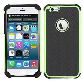 para o iphone 7 novo 3 em 1 projeto da linha de futebol de silício pc colorido tampa da caixa traseira para o iphone para 6 / 6s 2059344