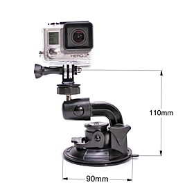 Accessories For GoPro Suction Cup / Mount/HolderFor-Action Camera,Gopro Hero1 / Gopro Hero 2 / Gopro Hero 3 / Gopro Hero 3 / Gopro Hero 2687621