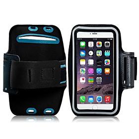 impermeabile fascia da braccio sportiva di protezione per iPhone 6 plus, samsung nota 1\/2\/3, Samsung Galaxy S4 \/ S5 \/ S6