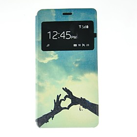 FITIN Protective PU Leather Case w/ Smart Auto-Sleep / Card Slot / Stand for Sony Xperia Z3 2292030