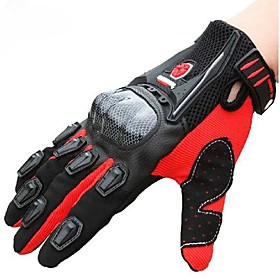 High Quality Winter Warm Windproof Protective Full Finger Sports Racing Cycling Motorcycle Gloves 2381994