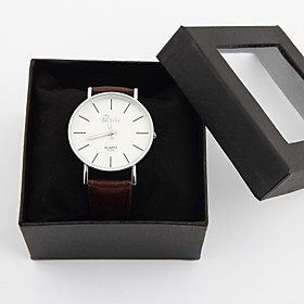 Personalized Father's Day Gift Fashionable Men's Watch Dress Watch With Simple design 2350680