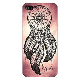 Dream Catcher Pattern Back Case for iPhone5/5S 2319478