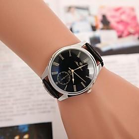 Damenmode Frei Marmor Set Schnecken Uhr (verschiedene Farben) 2311058