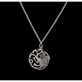 A Game Of Thrones Targaryen Pendant Necklace A Song Of Ice And Fire(1 Pc)