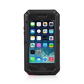 Case For Apple iPhone 5 Case iPhone 6 iPhone 6 Plus iPhone 7 Plus iPhone 7 Water Resistant Dustproof Shockproof Full Body Cases Armor Hard 2369160