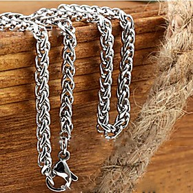 Chain Necklace - Titanium Steel Dragon Unique Design, Fashion Necklace Jewelry 1pc For Christmas Gifts, Wedding, Party