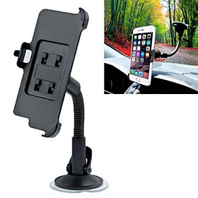 360 Degree Rotatable Car Holder with Suction Cup for iPhone 6 2295297