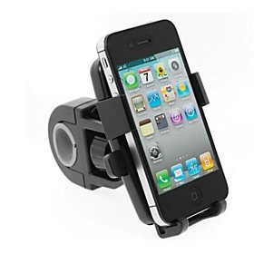 WEST BIKING360 Degree Rotatable Bicycle Bike Phone Holder Handlebar Clip Stand IPhone Cellphone GPS MP5 2327854