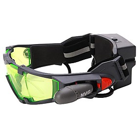 Night Vision Goggles With Flip-out Blue LED Lights 2397088