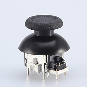 Replacement 3D Vibrating Rocker Joystick and Cap for PS4 1347648